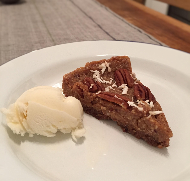 Raw Vegan Maple & Pecan Pie   Swizzler's Kitchen
